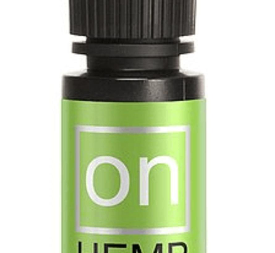 ON for Her Hemp Infused Arousal Oil 5 ml