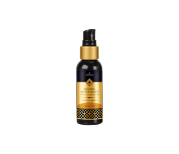 Sensuva Water-Based Personal Moisturizer Salted Caramel 2 oz.