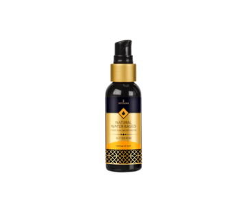 Sensuva Water-Based Personal Moisturizer Butter Rum 2 oz.