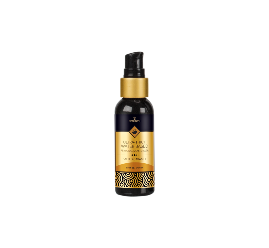 Ultra-Thick H2O Personal Moisturizer Salted Caramel 2 oz.