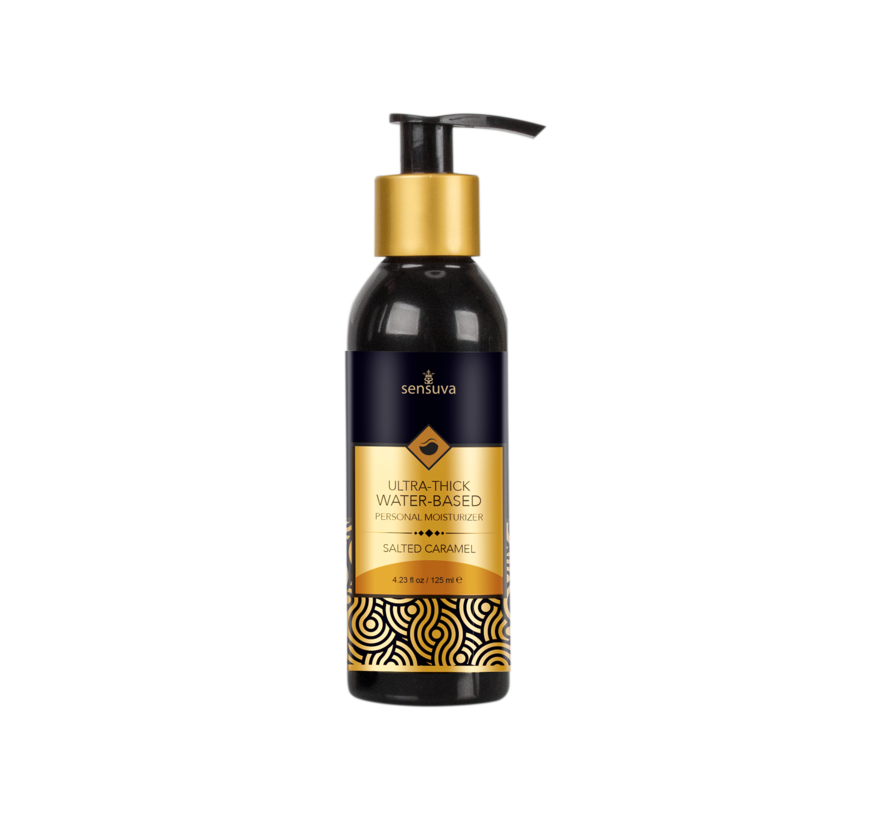 Ultra-Thick H2O Personal Moisturizer Salted Caramel 4 oz.