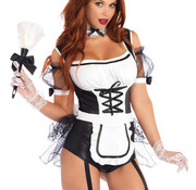 Leg Avenue Merry Maid