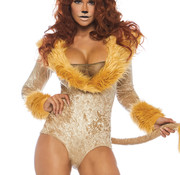 Leg Avenue Lovely Lioness Costume