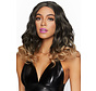 """18"""" Curly Ombre Long Bob Wig"""