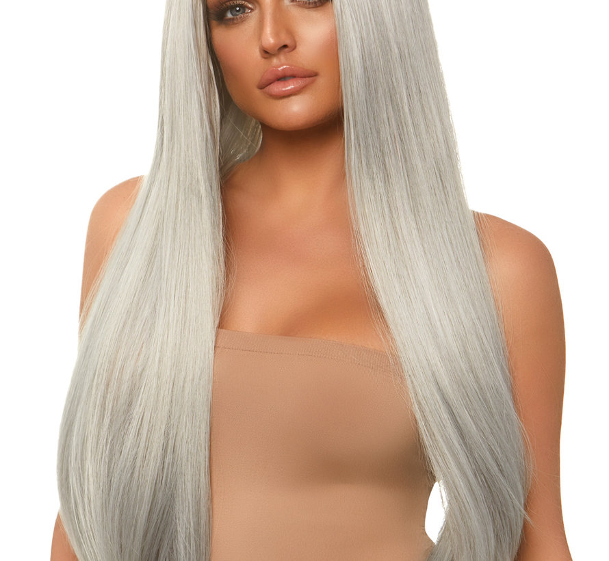"""33"""" Long Straight Center Part Wig"""