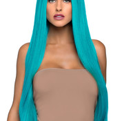 "Leg Avenue 33"" Long Straight Center Part Wig"