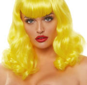 "Leg Avenue 16"" Retro Bang Wig"