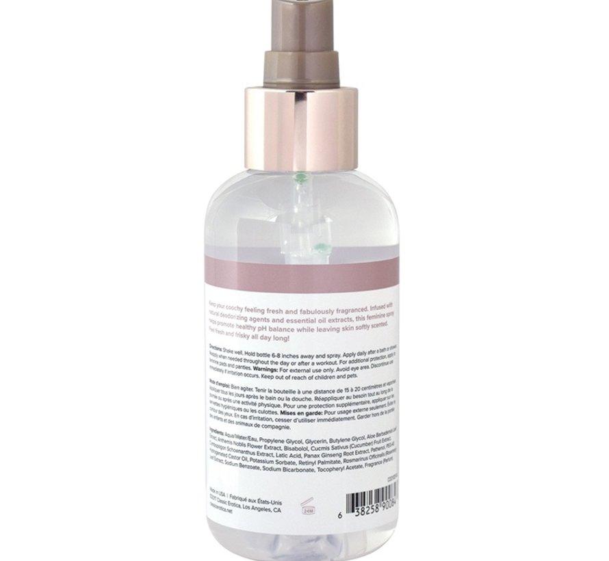 Coochy Intimate Feminine Spray-Peony Prowess 4oz