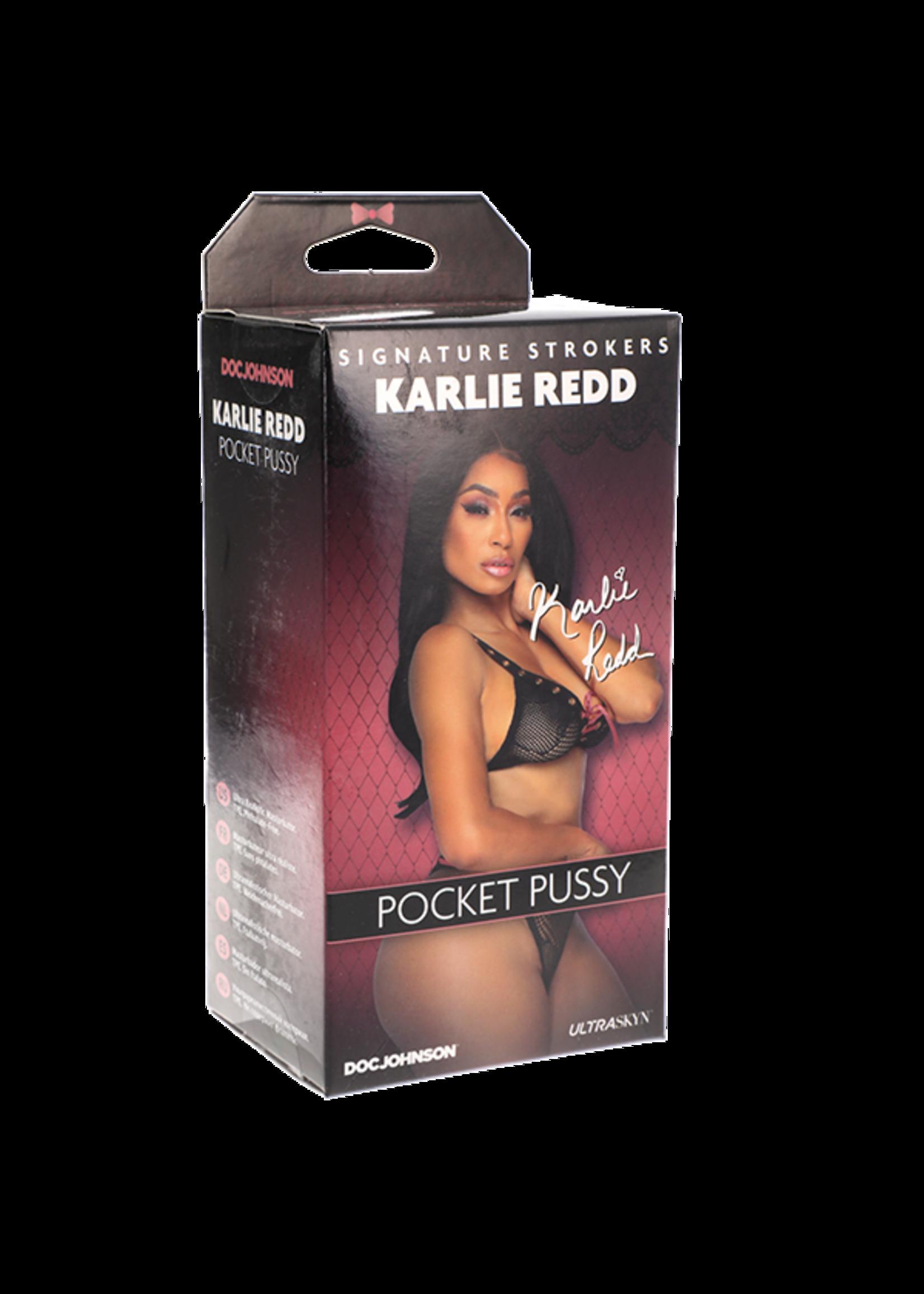 Signature Strokers - Celebrity Girls - Karlie Redd - Pocket Pussy