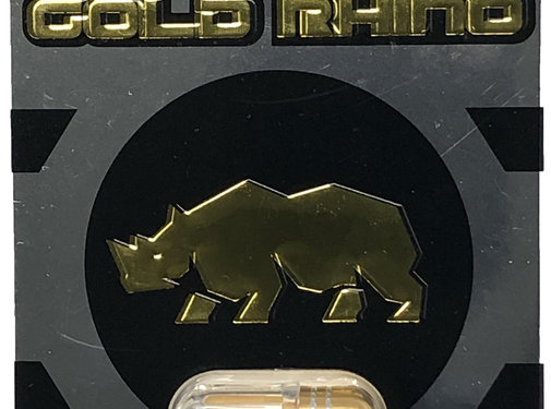 Rhino Gold 100K Special Single Pill