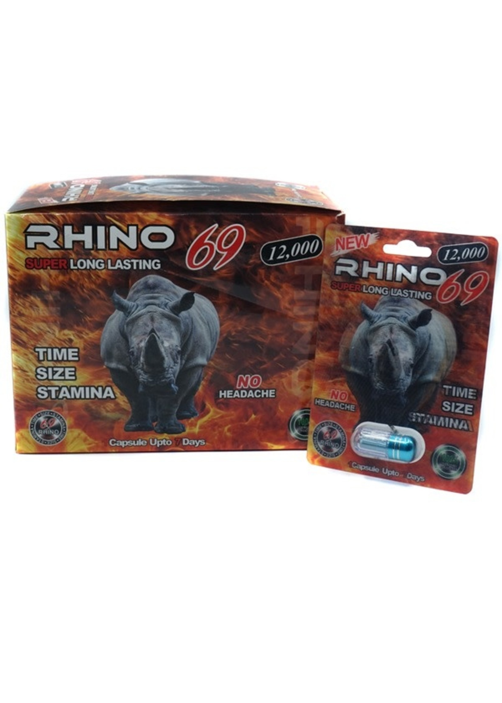 Rhino 69 Single Pill Pack single