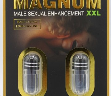 Magnum 2000K Double Pill