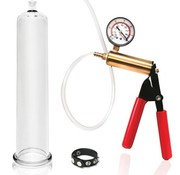 Dr. Joel Kaplan Metal Hand Pump Kit: Med