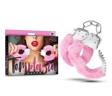 Temptasia Cuffs-Pink