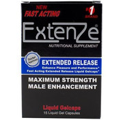 ExtenZe-Extended Release Gel Caps 15ct