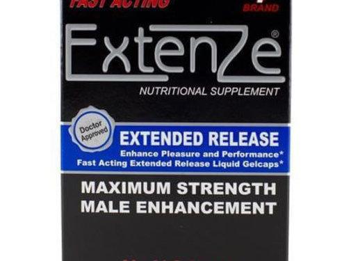 ExtenZe-Extended Release Gel Caps 15ct