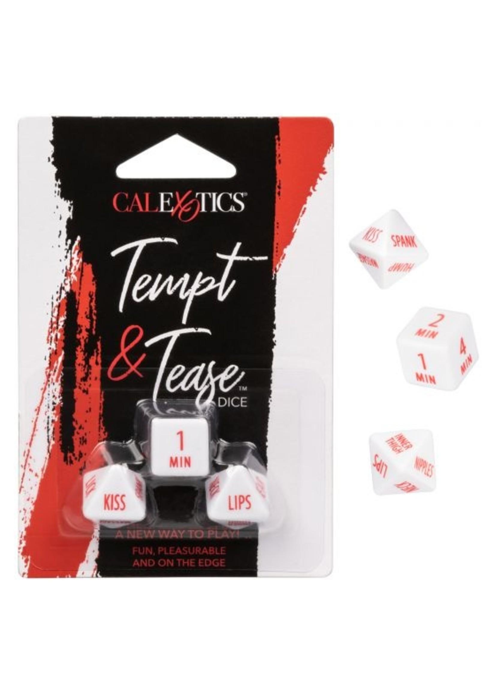 Tempt & Tease Dice