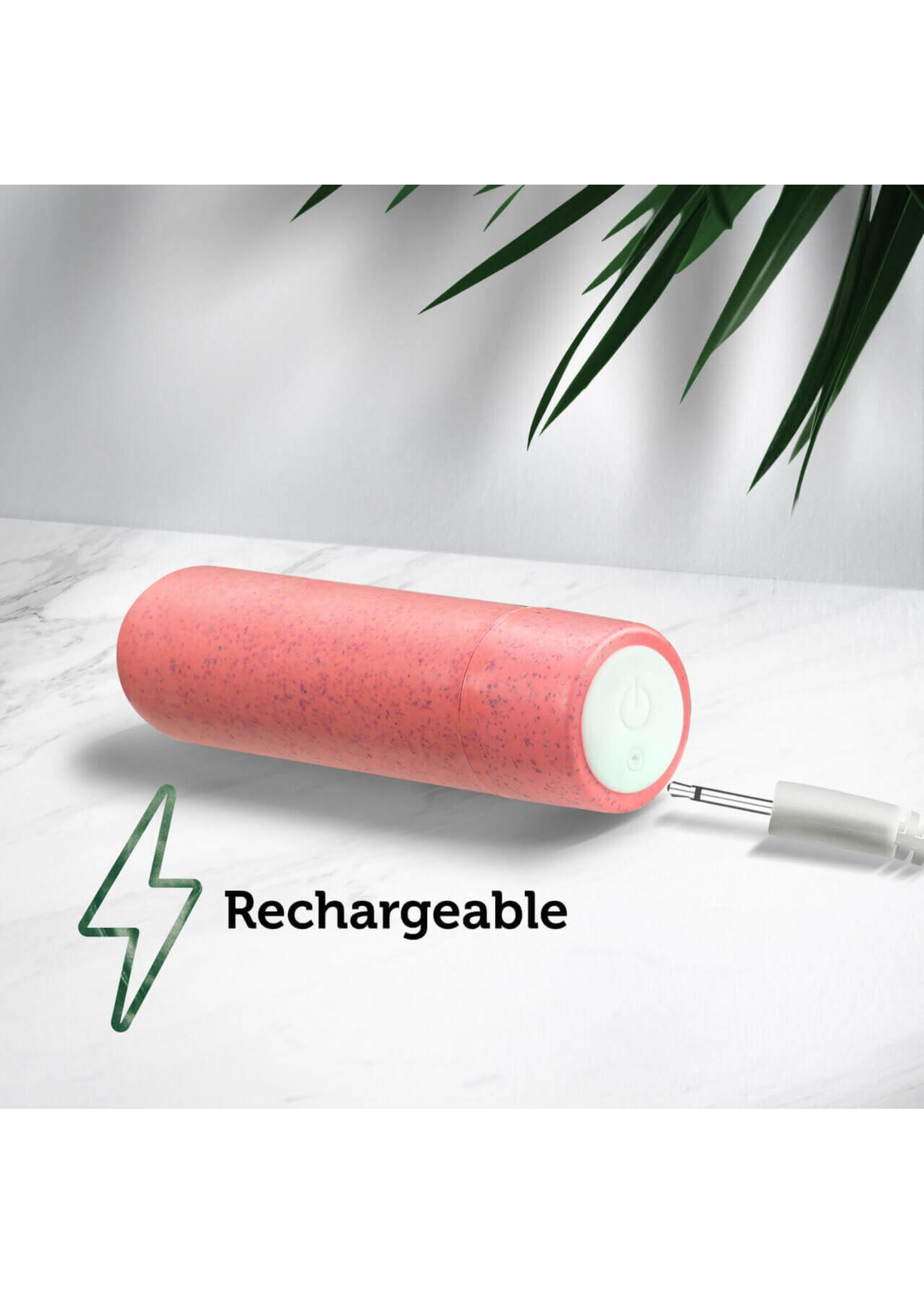 Blush Novelties Gaia - Eco Rechargeable Bullet