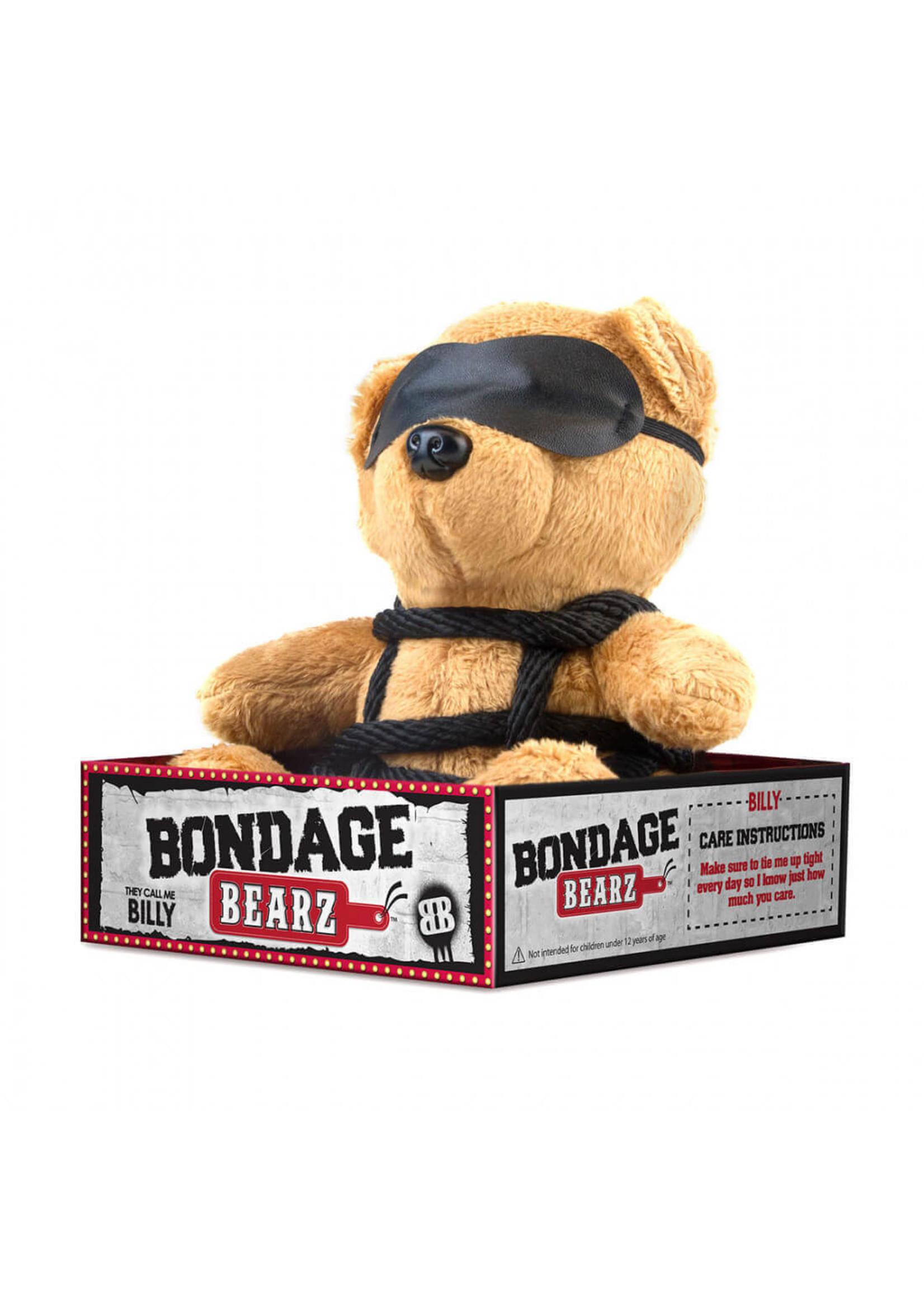 Bondage Bearz - Bound Up Bill Bear