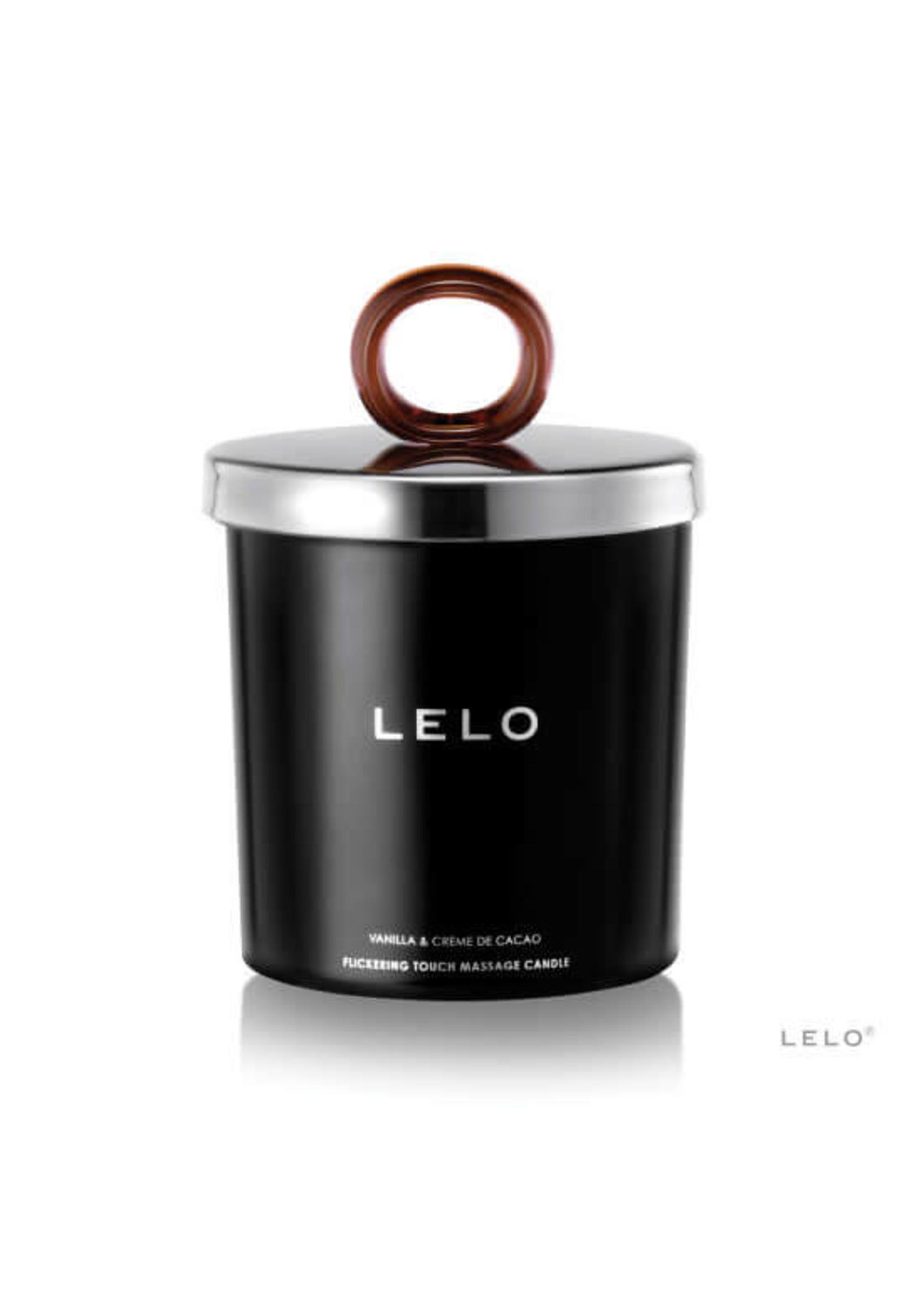 Lelo Vanilla/Cacao LELO Flickering Touch Massage Candle