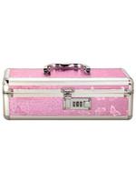 BMS Pink Lockable Toy Box Small/Medium 12