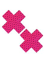 NEVA NUDE Nipztix X-Factor Cosmopolitan-Pink Gold Neon