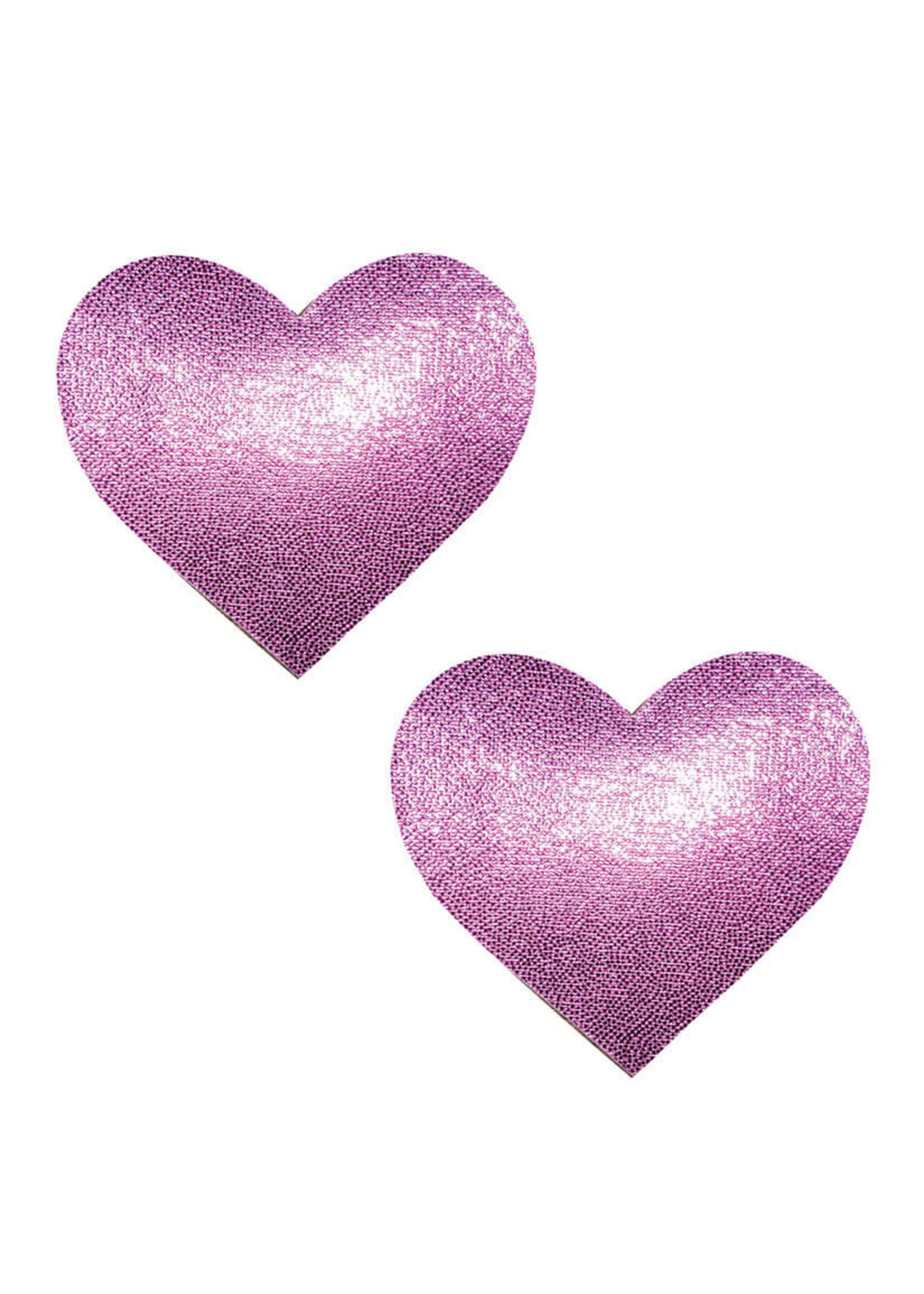 NEVA NUDE Nipztix Heart Badass Barbie-Light Pink