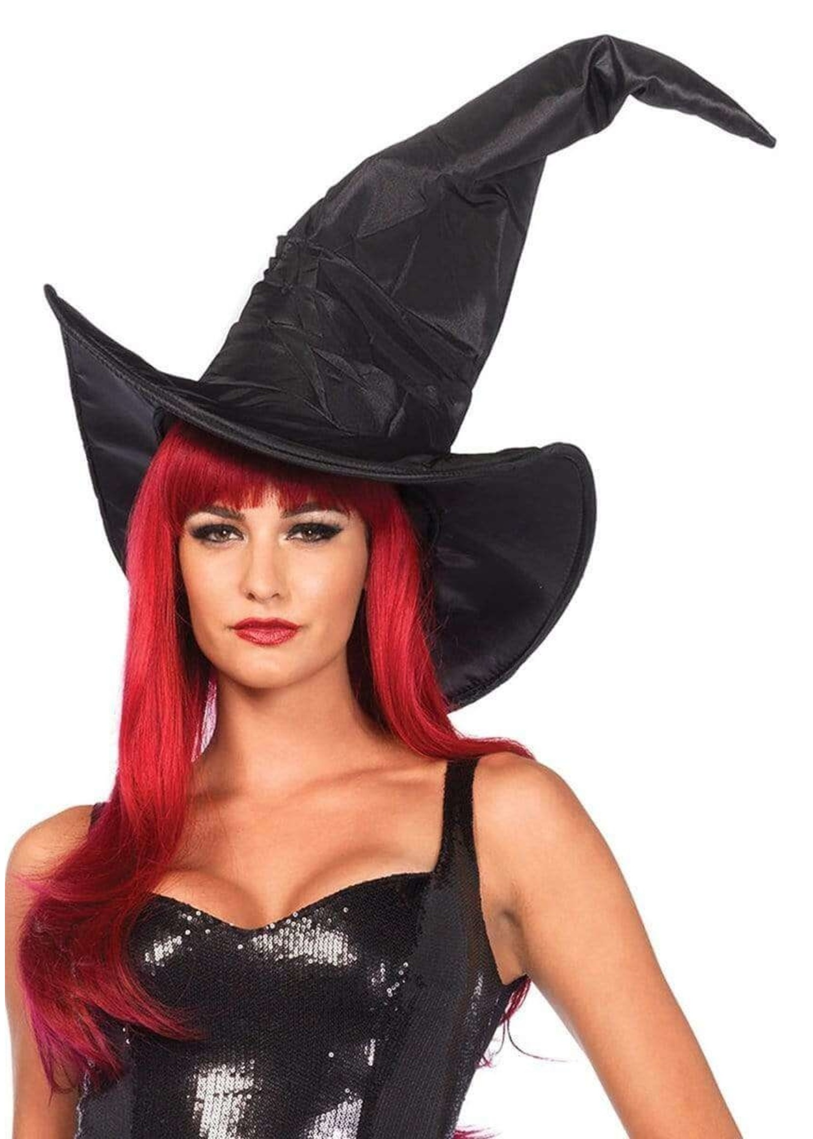 Leg Avenue Large Ruched Witch Hat
