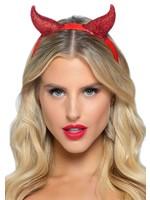 Leg Avenue Latex Glitter Devil Horns