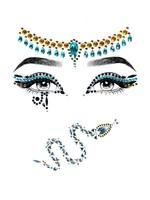 Cleopatra Rhinestone Stick-On Jewels