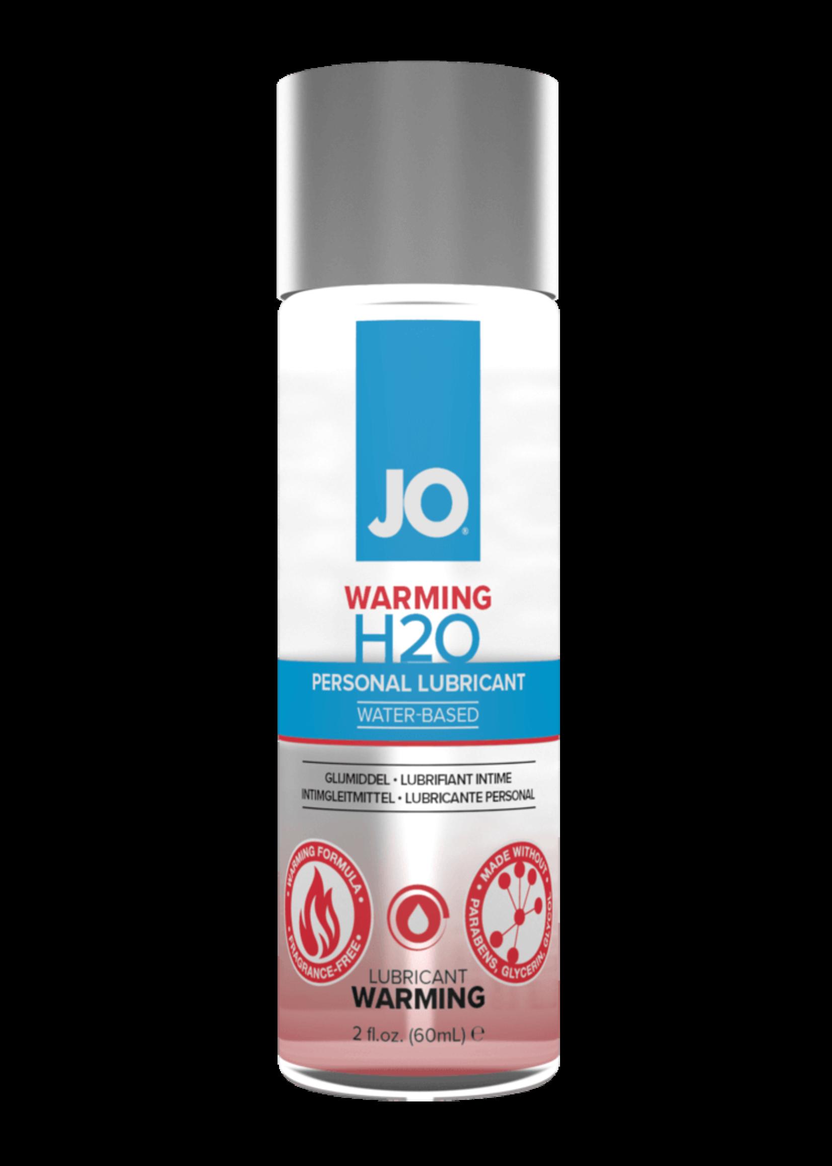 System JO JO H2O Warming 2oz