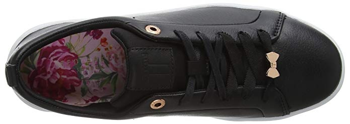 Ted Baker Ted Baker Gielli Black Casual Shoe
