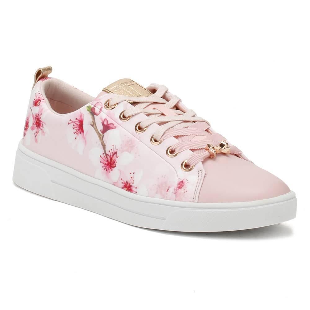 Ted Baker Ted Baker Ahfira Blossom Print Casual Shoe