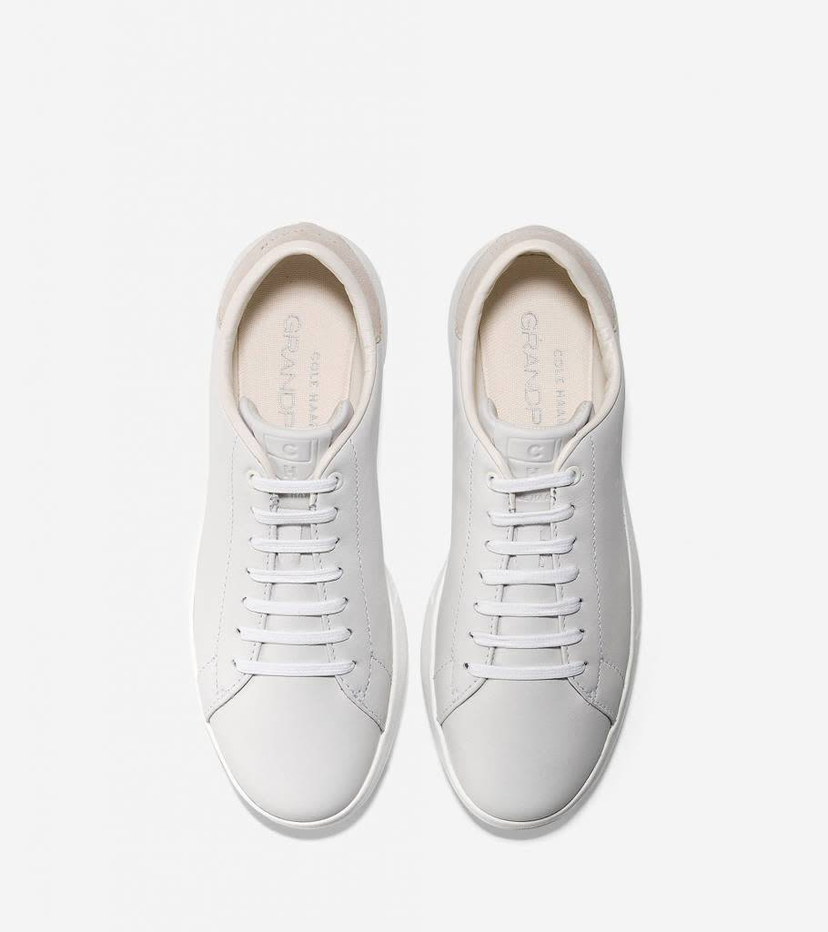 Cole Haan Cole Haan GrandPro Tennis Optic White Casual Shoe