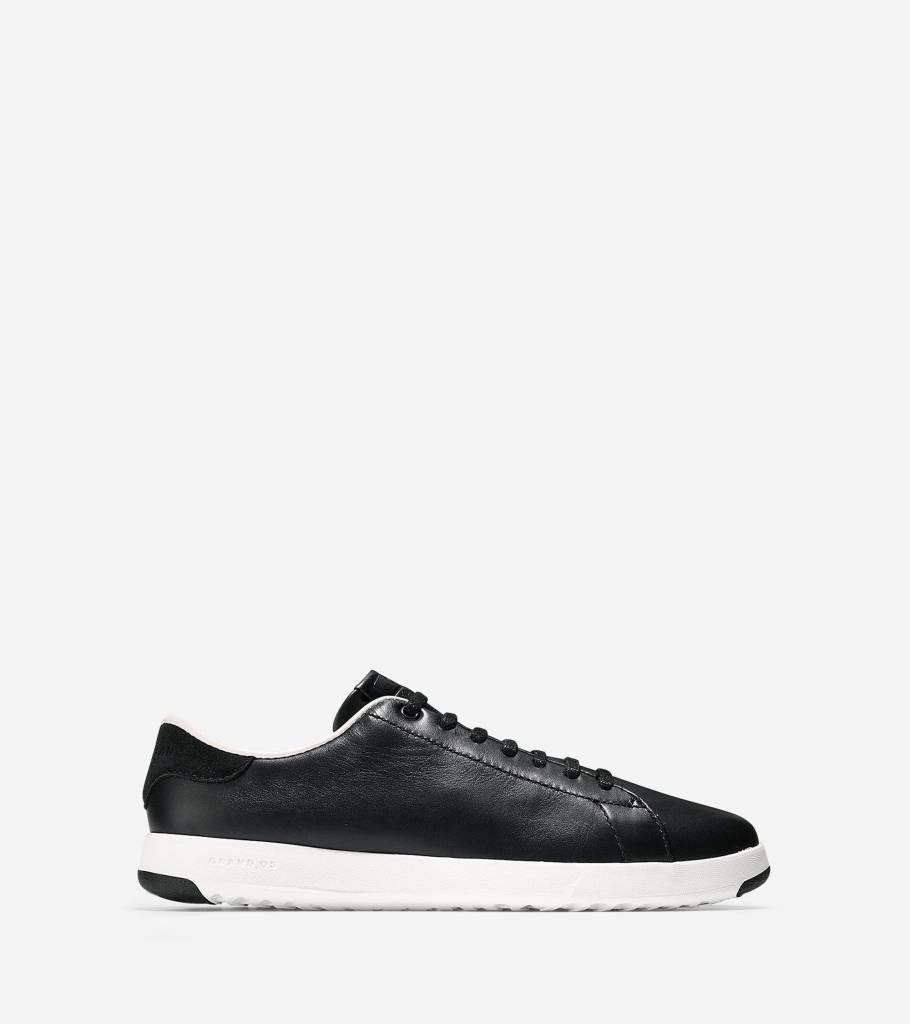 Cole Haan Cole Haan GrandPro Tennis Black/Optic White Casual Shoe