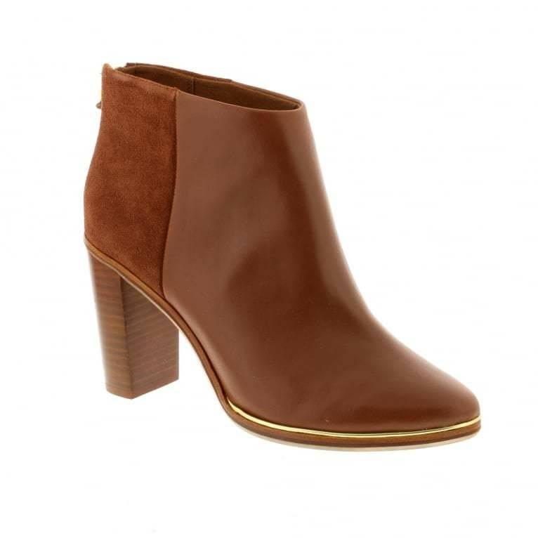 150fcae66 Ted Baker Azaila Tan Boot - The Shoe Boutique
