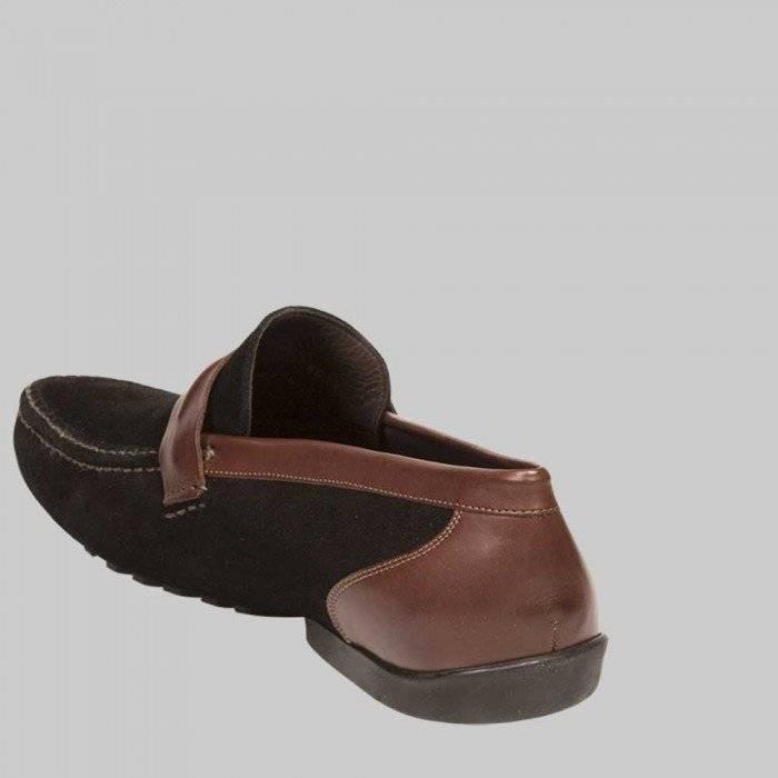 Mezlan Mezlan Black Brown Loafer