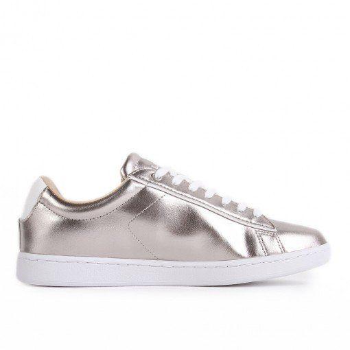 Lacoste Lacoste Carnaby Metallic Casual Shoe