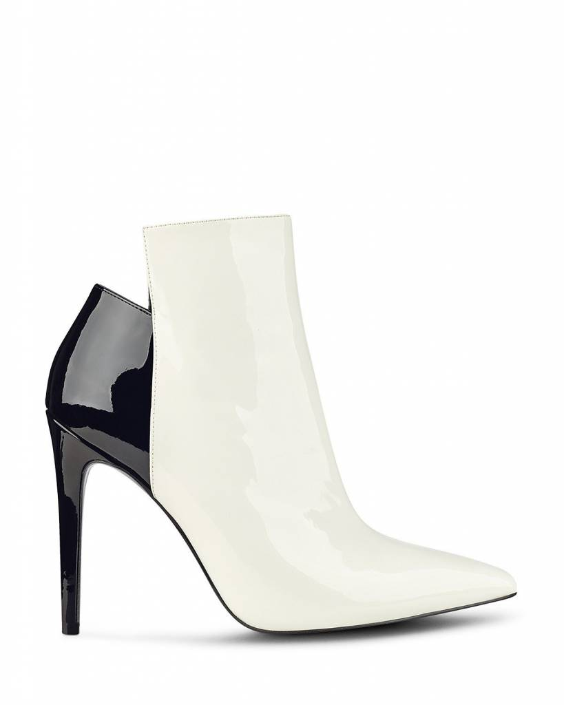 Kendall + Kylie Kendall and Kylie Kariana White Bootie