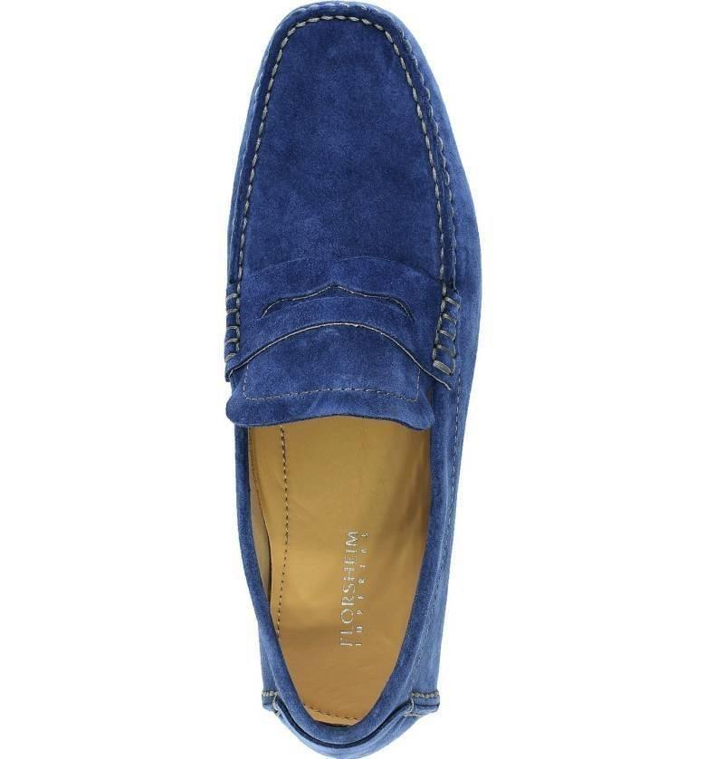 Florsheim Florsheim Penny Blue Loafer