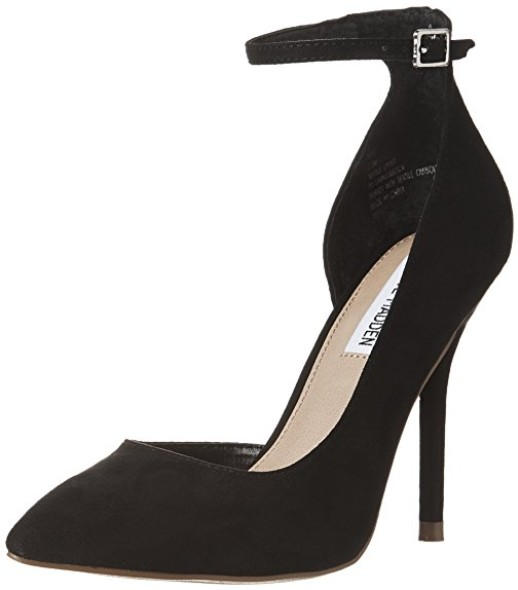 Steve Madden Steve Madden Tiffy Black Pump