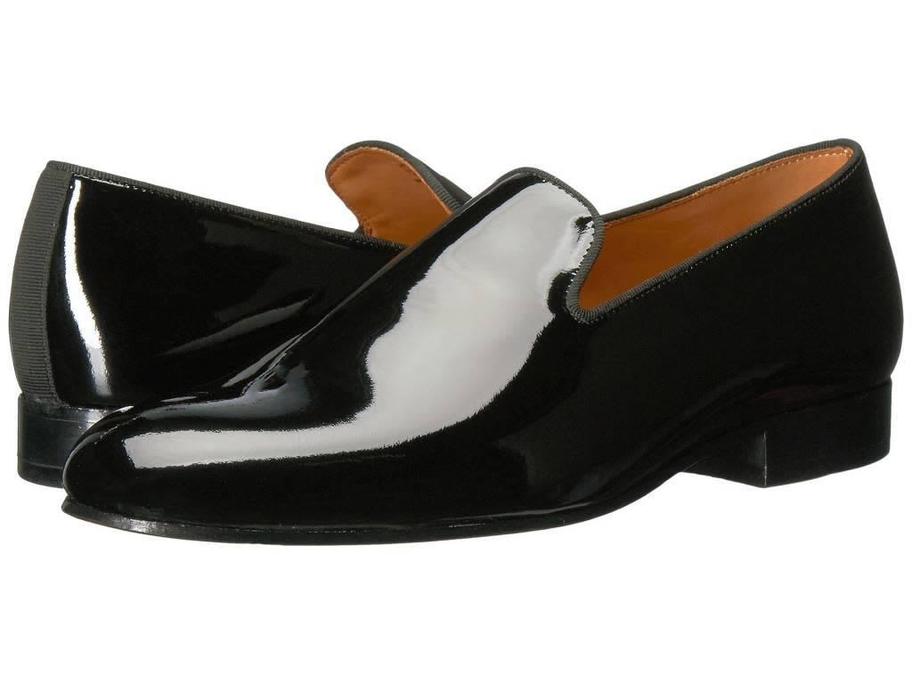Vince Camuto Vince Camuto Bravi Black Loafer