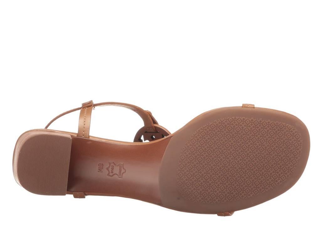 742c78ae9 Tory Burch Miller 55mm Royal Tan Sandal - The Shoe Boutique