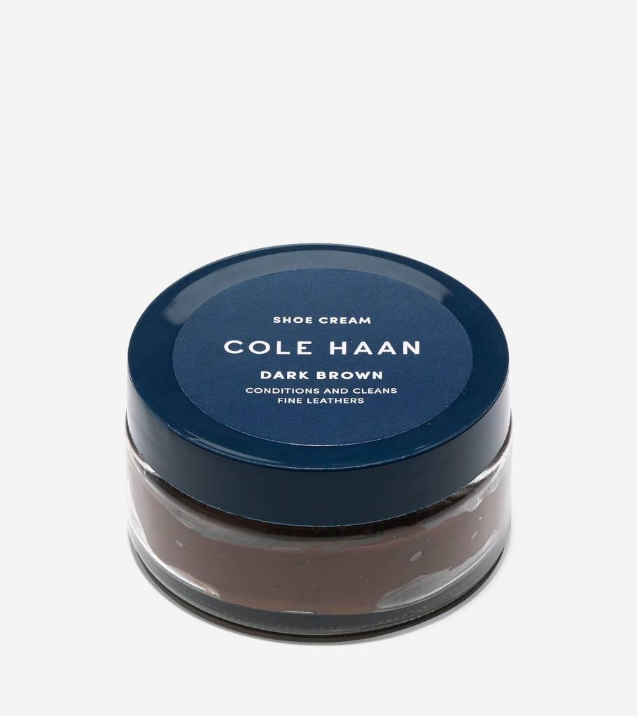 Cole Haan Cole Haan Dark Brown Shoe Cream