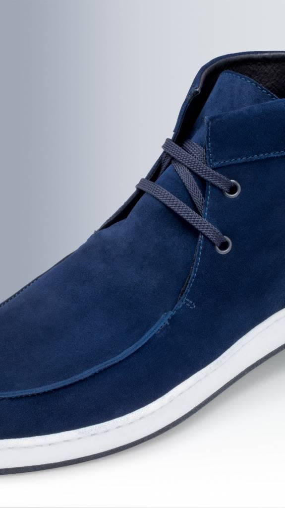 Bugatchi Bugatchi Portofino Blue Casual Shoe