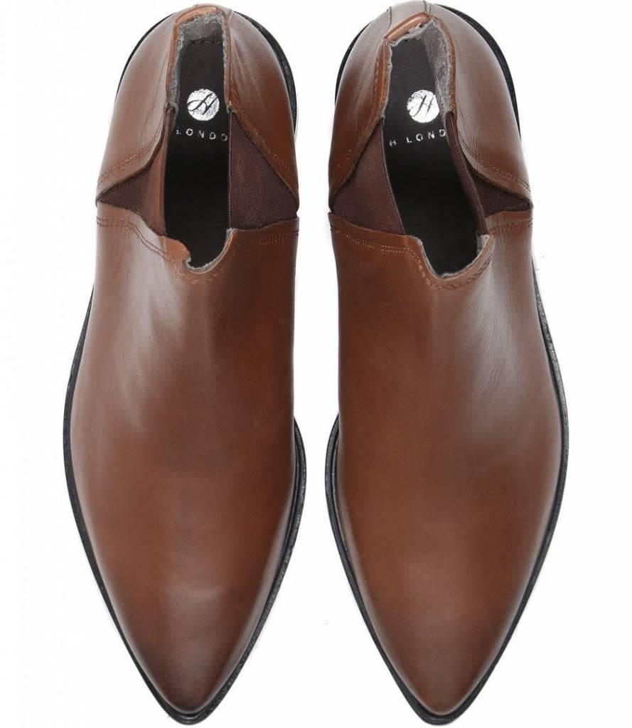 Hudson Of London Hudson of London Clemence Tan Boot