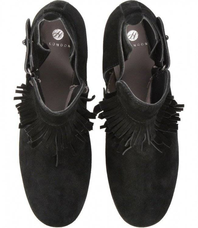 Hudson Of London Hudson of London Neeka Black Boot