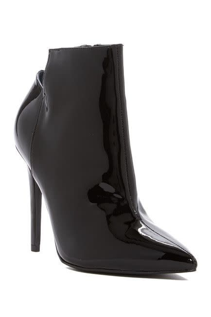 Kendall + Kylie Kendall and Kylie Kariana Patent Bootie