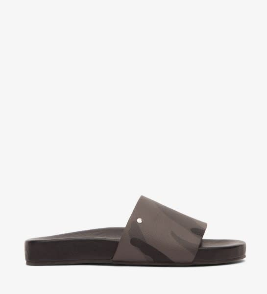Matt & Nat Matt & Nat Laurel Black Camo Sandal