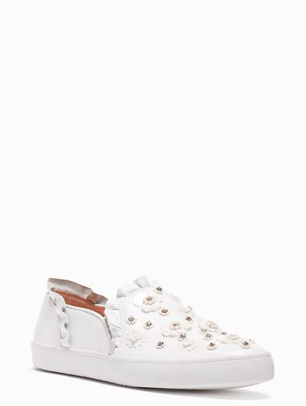 Kate Spade Kate Spade Louise White Casual Shoe